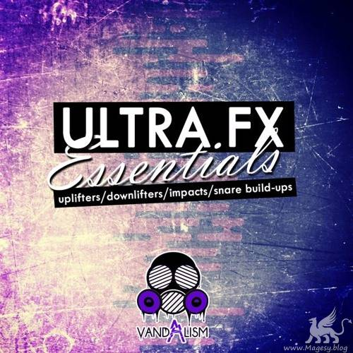 Ultra FX Essentials WAV MiDi-DiSCOVER