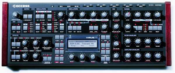 Ultimate Virus TI Soundsets BUNDLE ViRUS TI PATCHES MID | Images From Magesy® R Evolution™